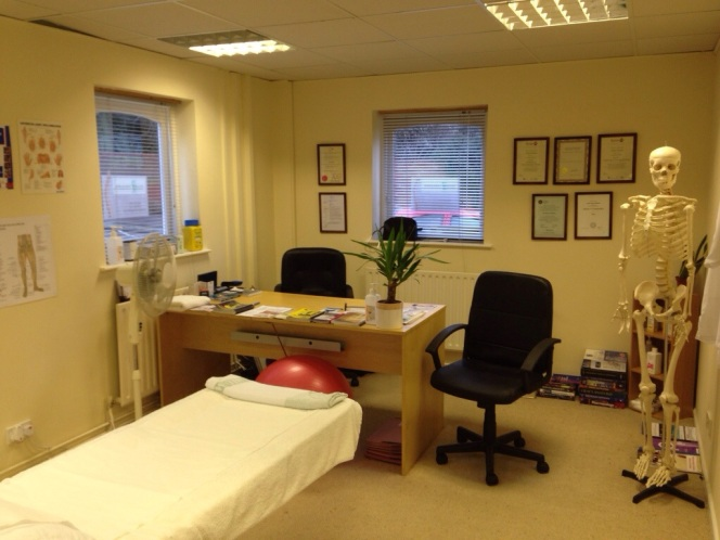 Injury Treatment Solihull and Birmingham